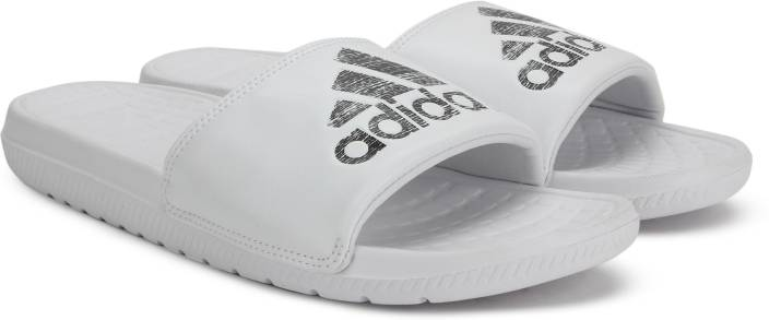 647ac9cf1 ADIDAS VOLOOMIX Slides - Buy FTWWHT CBLACK FTWWHT Color ADIDAS VOLOOMIX  Slides Online at Best Price - Shop Online for Footwears in India