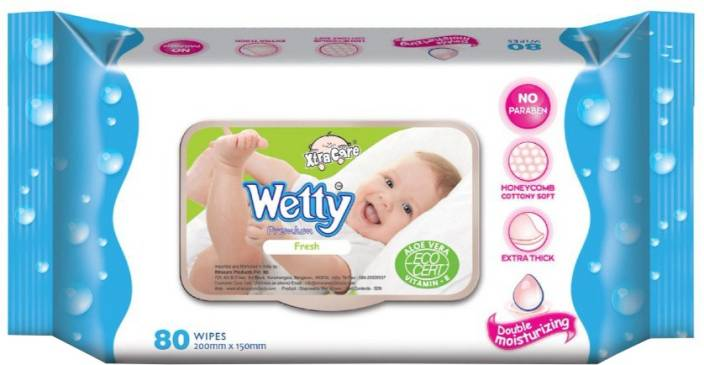 Wetty Fresh Wipes