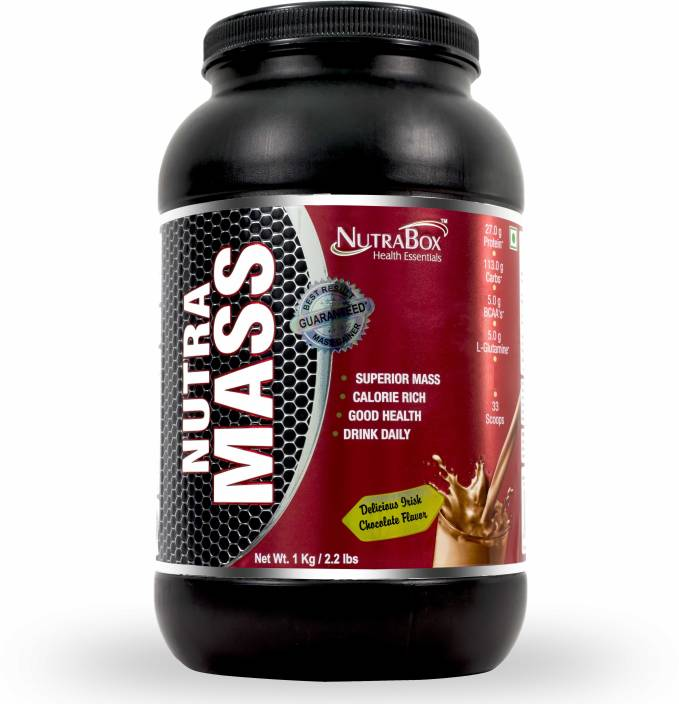 Nutrabox Weight Gainers/Mass Gainers