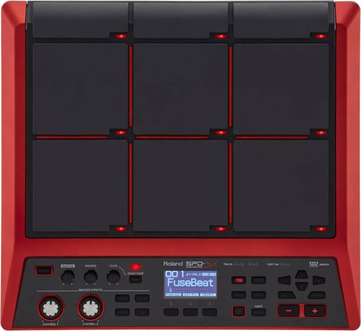 Roland SPD-SX Special Edition (16GB) Octapad Price in India - Buy