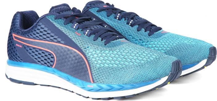 cf208b1124d6ca Puma Speed 500 IGNITE 2 Running Shoes For Men - Buy Blue Depths-Nrgy ...