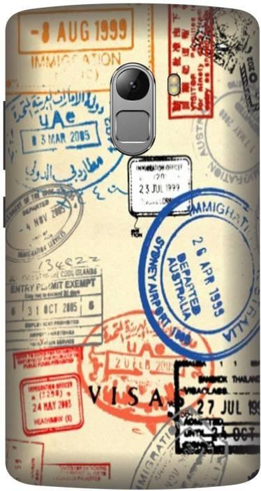 MSC Back Cover for Lenovo Vibe K4 Note - MSC : Flipkart com