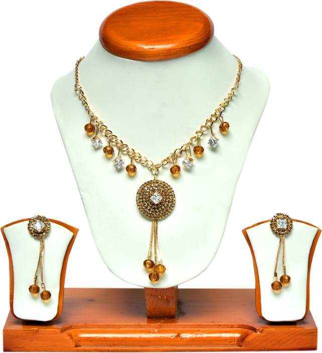 Royal Jewellers Alloy Jewel Set