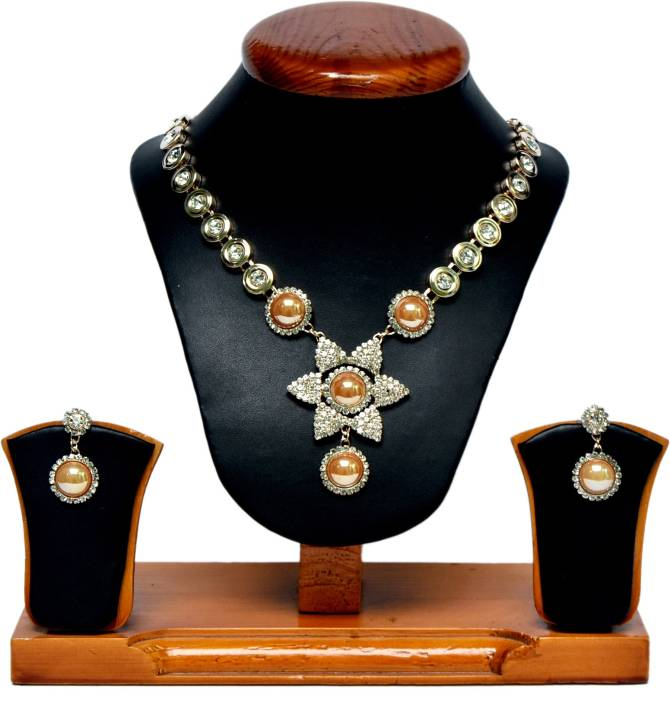 Royal Jewellers Alloy Jewel Set
