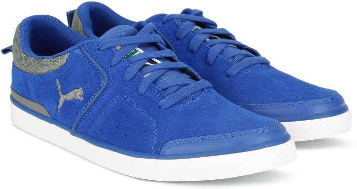 eafd8be3760f Puma Funist Slider Vulc SUN Sneakers For Men - Buy Lapis Blue-Steel ...