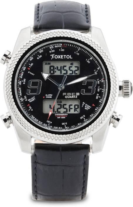 bae0071d81b FOCE F924GSL STUFF Watch - For Men - Buy FOCE F924GSL STUFF Watch - For Men  F924GSL Online at Best Prices in India