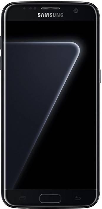 Samsung S7 Edge (Black Pearl, 128 GB)