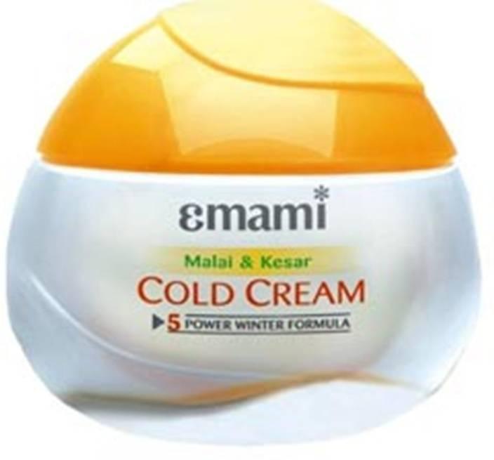 emami Malai Keshar Cold Cream, 100ml