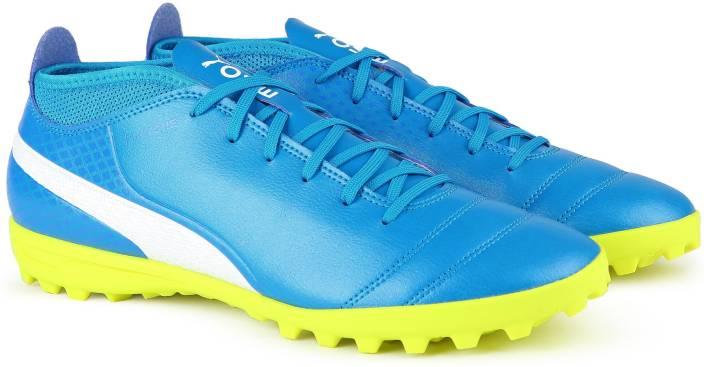 c4e4cc05f2f Puma ONE 17.4 TT Football Shoes For Men