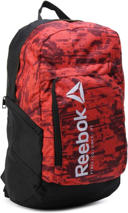 REEBOK ACTIVE BP 28 L Backpack SCARLE - Price in India