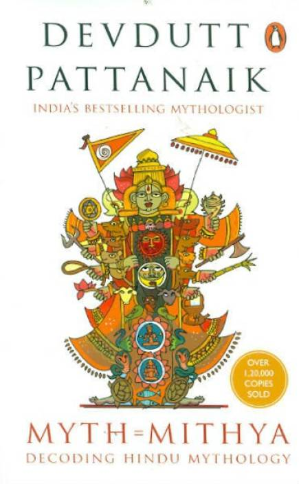 Myth = Mithya : A Handbook of Hindu Mythology