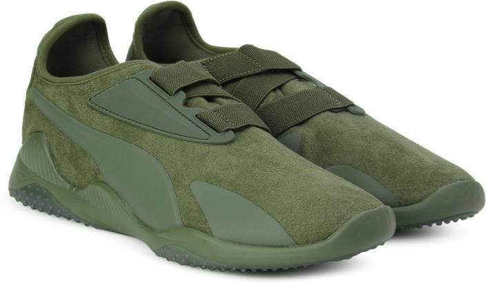 1ee5764772cb6b Puma Mostro Hypernature Sneakers For Men - Buy Olive Night-Olive ...