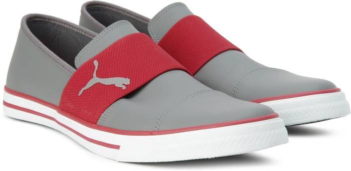 eca27b906ceb Puma Alpha Slip on SL IDP Sneakers For Men - Buy QUIET SHADE ...