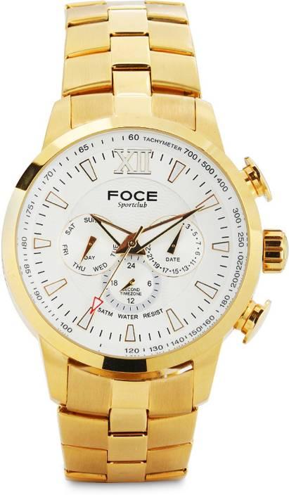 ef03cb9ecc9 FOCE F914GGM ATOMBA Watch - For Men - Buy FOCE F914GGM ATOMBA Watch - For  Men F914GGM Online at Best Prices in India