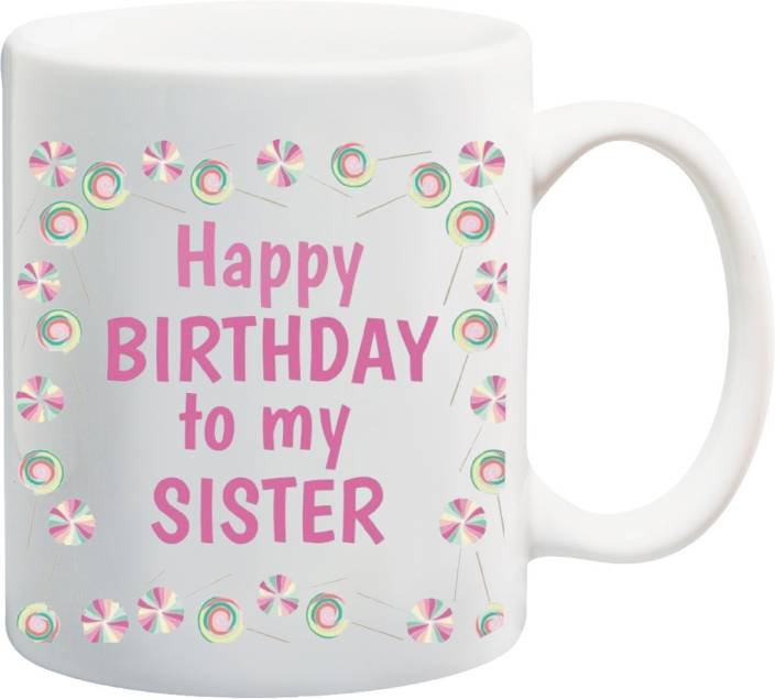 Meyou Gift For Sister On Birthday Happybirthday My Sweet Sister
