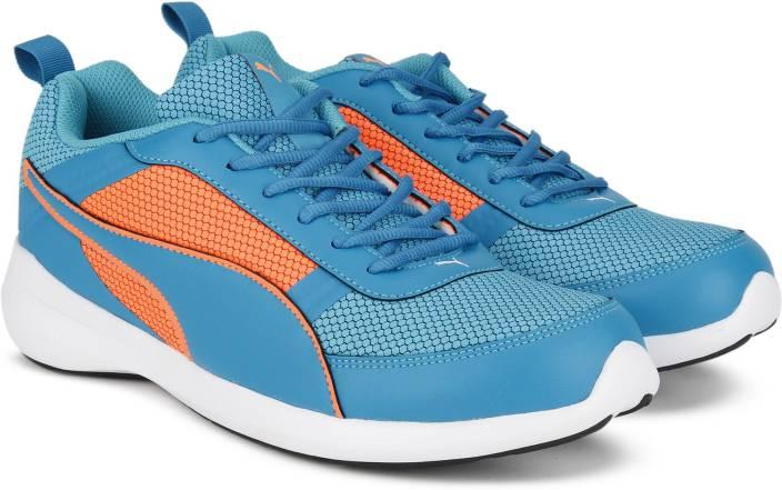 1306a95f079e Puma Zen Evo IDP Running Shoes For Men - Buy Hawaiian Surf-Shocking ...