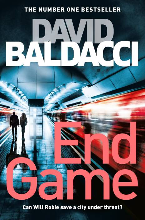End Game : Can Will Robie Save a City Under Threat?
