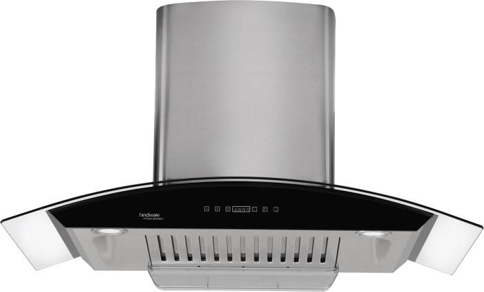 Hindware Nevio 90 Auto Clean Wall Mounted Chimney