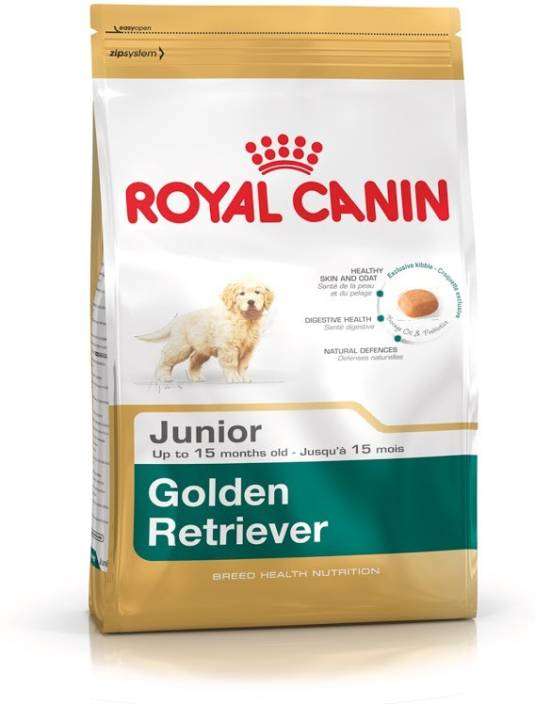 Royal Canin Golden Retriever Puppy 3 Kg Dry Dog Food Price In India