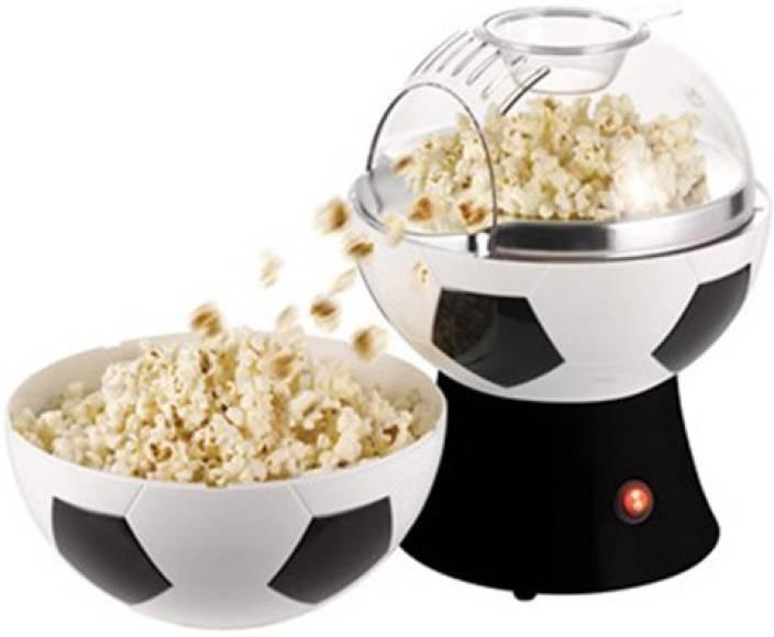 Divinext Soccer Ball Hot Air Popcorn Maker Easy To Use PV-8742923 100 g Popcorn Maker