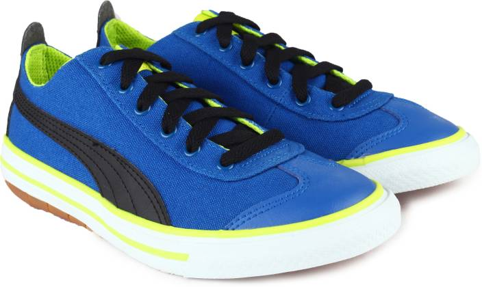 Puma Boys & Girls Lace Sneakers