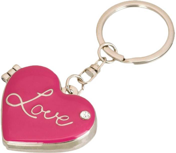 Shubheksha Heart Shape Photo Frame Key Chain Price In India Buy