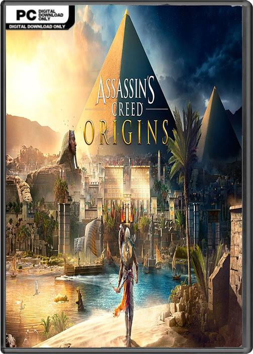Assassins Creed Origins Standard Edition Full Game Price In