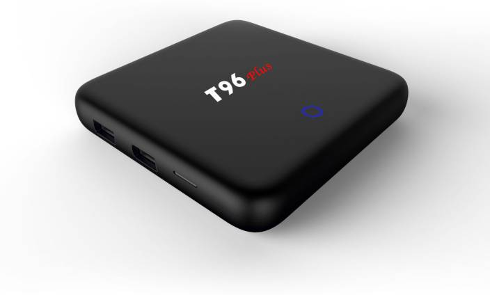 T96 Plus Android TV Box Amlogic S912 Octa-Core 3GB DDR4 16GB Emmc Android  6 0 KODI Preinstalled Dual Band WiFi 2 4G/5 8G LAN 1000M Bluetooth 4 1  Media