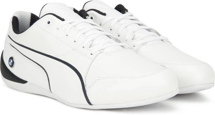 95152ed68ccf Puma BMW MS Drift Cat 7 Sneakers For Men - Buy Puma White-Team Blue ...