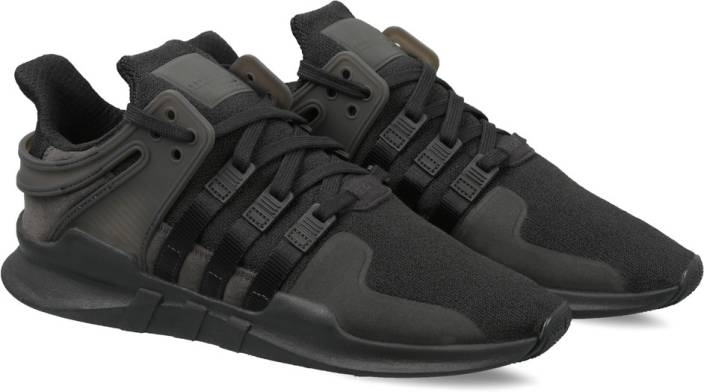 separation shoes eea90 581b9 ADIDAS ORIGINALS EQT SUPPORT ADV Sneakers For Men (Black)