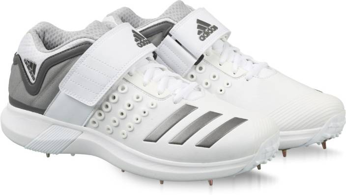 c9551b134c7 ADIDAS ADIPOWER VECTOR MID Cricket Shoes For Men - Buy FTWWHT/NGTMET ...
