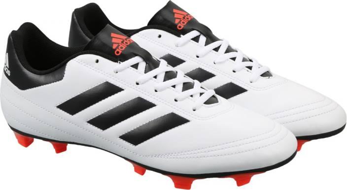 7820662ddd73 ADIDAS GOLETTO VI FG Football Shoes For Men - Buy FTWWHT SOLRED ...