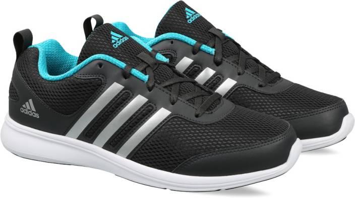 7bb6e50c46d08 ADIDAS YKING M Running Shoes For Men - Buy CARBON ENEBLU SILVMT ...