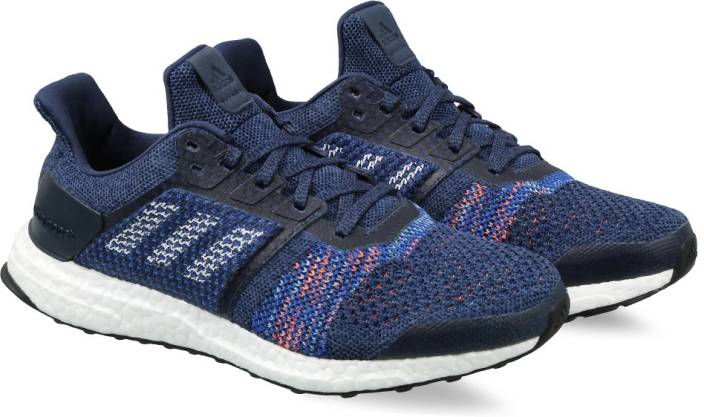 new style c5cdb ad4b6 ADIDAS ULTRABOOST ST M Running Shoes For Men