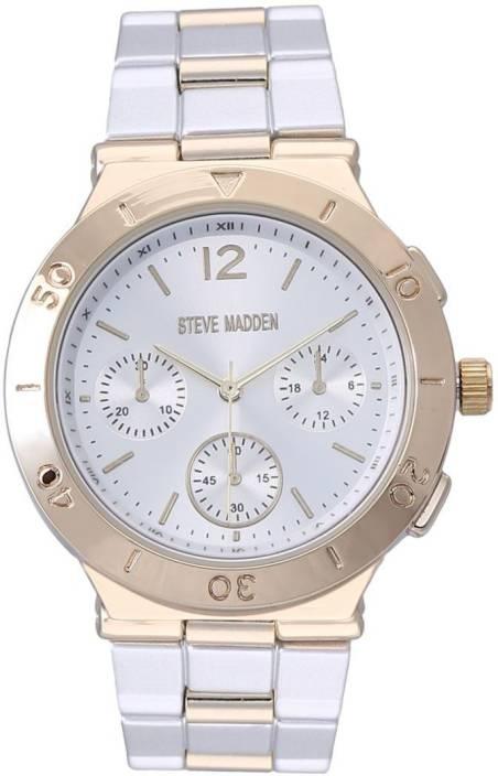 11506f2f2ea Steve Madden SMW091G Hybrid Watch - For Women - Buy Steve Madden ...