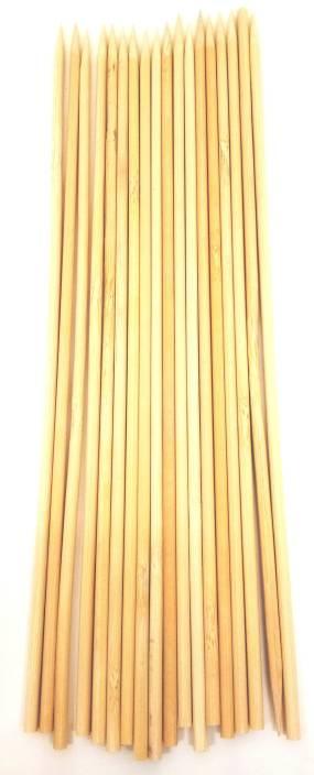 Aadya Crafts Bamboo stick 3mm S