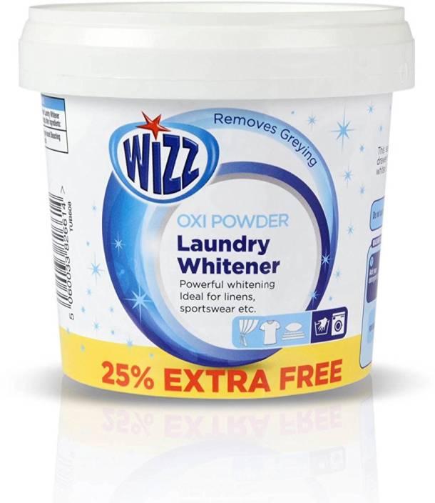 Wizz Oxi Powder Laundry Whitener Fabric Whitener Price in India