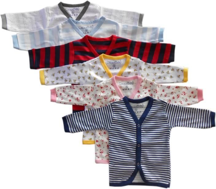 4c6f6a36ee238 NammaBaby Baby Girls Casual Cotton Top