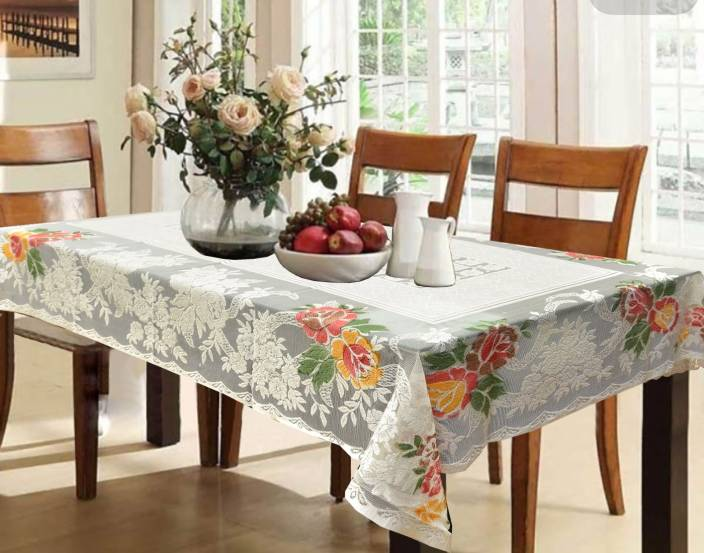 b7fea5304 Kuber Industries Printed 6 Seater Table Cover - Buy Kuber Industries ...
