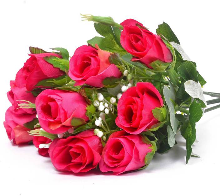 Alwaysgift Bouquet Of Emotions 10 Red Roses Multicolor Rose