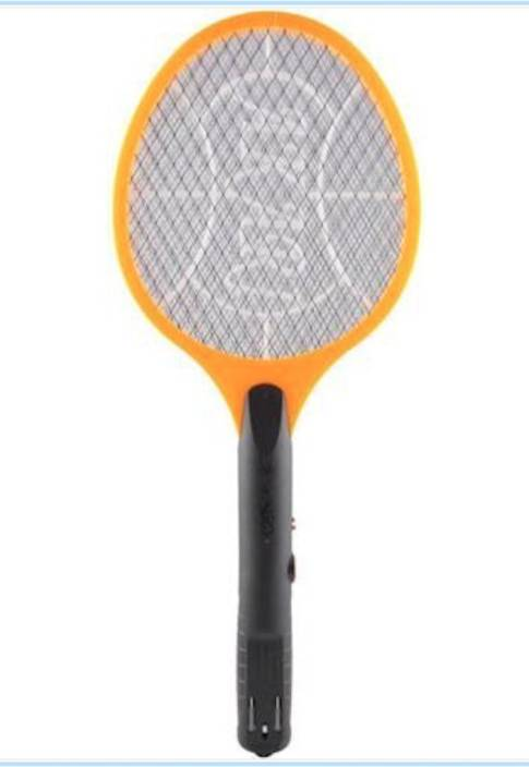 Gm Bigsavings Rechargable Electric Mosquito Fly Insect Killer Racket