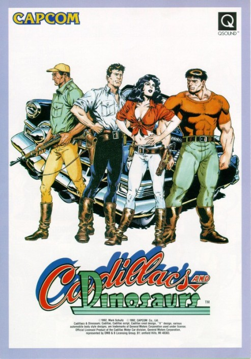cadillacs and dinosaurs pc