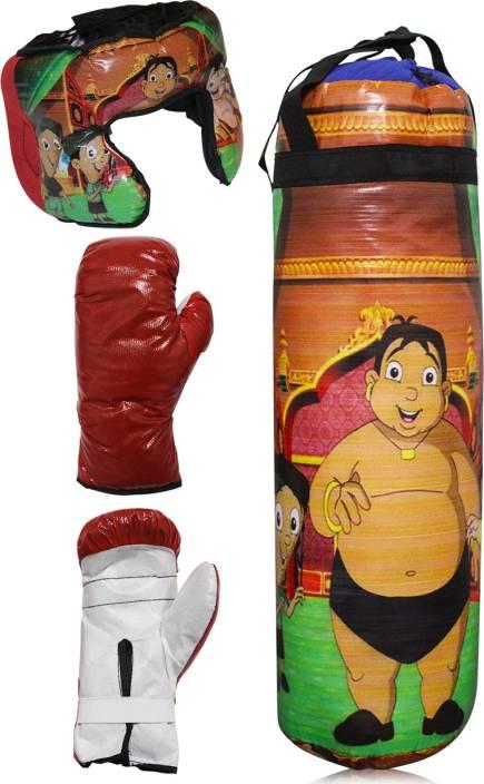 1a7e8a510fe6 Akshat CHOTTA BHEEM BOXING KIT FOR KIDS   TEEN AGE Boxing Price in India -  Buy Akshat CHOTTA BHEEM BOXING KIT FOR KIDS   TEEN AGE Boxing online at  Flipkart. ...