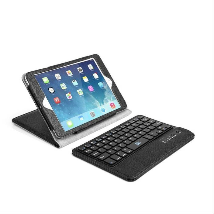 3c59939d109 About The Fit Keyboard Case for Apple iPad Mini 2 / Mini 4 (Black, Rubber)