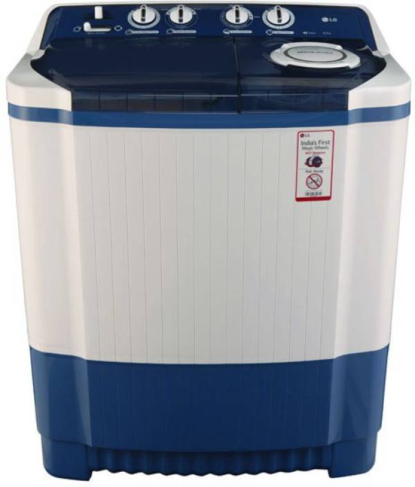 LG 8 kg Semi Automatic Top Load Washing Machine Blue