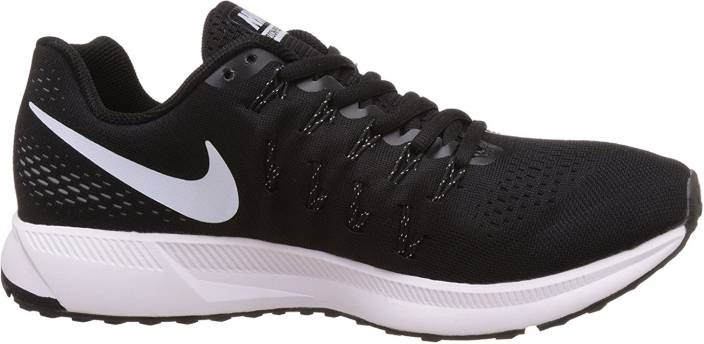 lowest price c0fc0 e8a96 Nike Nike Women Air Zoom Pegasus 33 Running Shoes Running Shoes For Women  (Black)