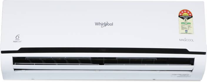 Whirlpool 1.5 Ton 5 Star BEE Rating 2017 Split AC  - White, Black