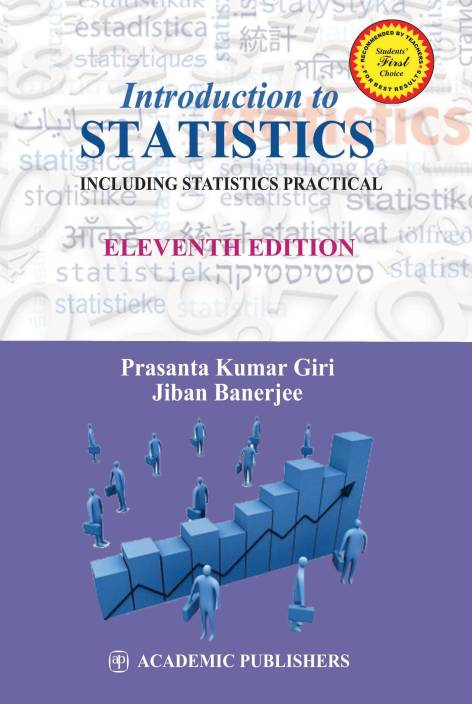 INTRODUCTION TO STATISTICS: Buy INTRODUCTION TO STATISTICS
