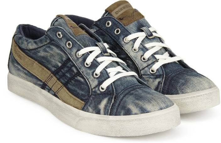 Diesel D-VELOWS D-STRING LOW - SNEA Sneakers For Men
