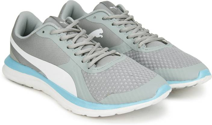 5b8d0930b75 Puma FlexT1 IDP Running Shoes For Men - Buy Quarry-Puma White Color ...